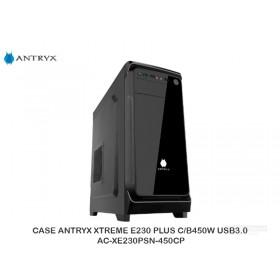 CASE ANTRYX XTREME E230 PLUS C/B450W USB3.0 AC-XE230PSN-450CP