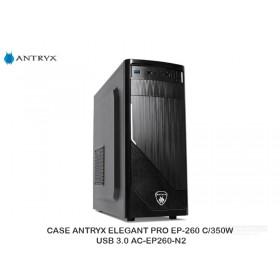 CASE ANTRYX ELEGANT PRO EP-260 C/350W USB 3.0 AC-EP260-N2