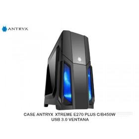 CASE ANTRYX  XTREME E270 PLUS C/B450W USB 3.0 VENTANA