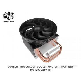 COOLER PROCESADOR COOLER MASTER HYPER T200 RR-T200-22PK-R1