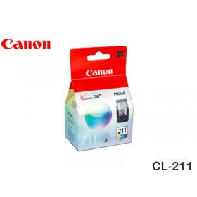 TINTA CANON CL-211 MP480/240 COLOR