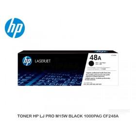 TONER HP LJ PRO M15W BLACK 1000PAG CF248A