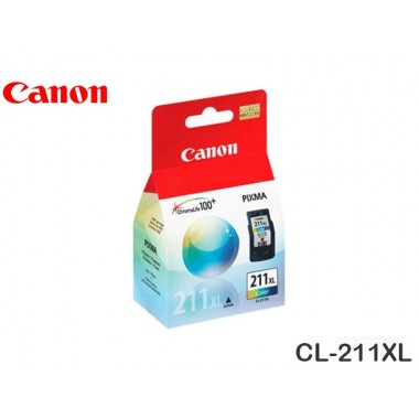 TINTA CANON CL-211XL MP-480/MP/240 13ML COLOR