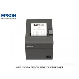 IMPRESORA EPSON TM-T20II ETHERNET