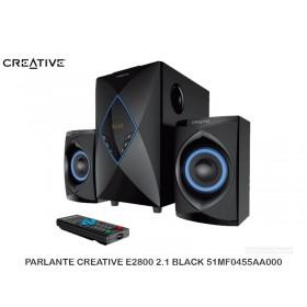 PARLANTE CREATIVE E2800 2.1 BLACK 51MF0455AA000