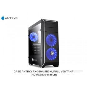 CASEANTRYXRX-380USB3.0,FULLVENTANA(AC-RX380S-W3FLB)