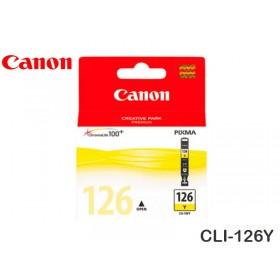 TINTA CANON CLI-126 YELLOW