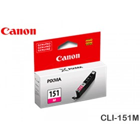 TINTA CANON CLI-151M MAGENTA MG5410/6310/IP7210/MX721 7ML