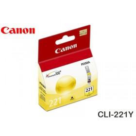 TINTA CANON CLI-221 IP4600 AMARILLO