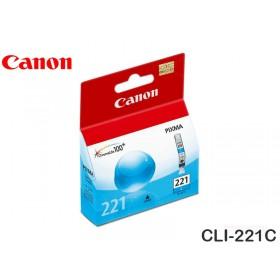 TINTA CANON CLI-221 IP4600 CYAN