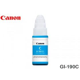 TINTA CANON GI-190C G1100/G2100/G3100 CYAN 70ML