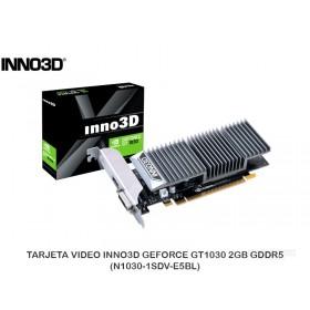 TARJETAVIDEOINNO3DGEFORCEGT10302GBGDDR5(N1030-1SDV-E5BL)