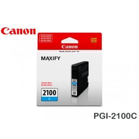 TINTA CANON MAXIFY MB5310 PGI-2100C CYAN