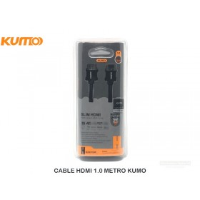 CABLE HDMI 1.0 METRO KUMO