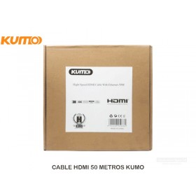 CABLE HDMI 50 METROS KUMO