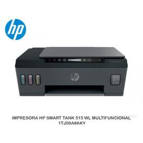 IMPRESORA HP SMART TANK 515 WL MULTIFUNCIONAL - 1TJ09A
