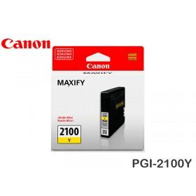 TINTA CANON MAXIFY MB5310 PGI-2100Y YELLOW