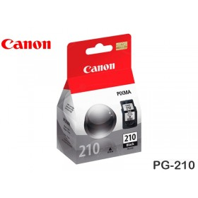 TINTA CANON PG-210 BLACK 9ML MP250/IP2700