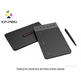 TABLETA GRAFICA XP-PEN STAR G640S