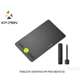 TABLETA GRAFICA XP-PEN DECO 02