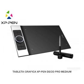TABLETA GRAFICA XP-PEN DECO PRO MEDIUM