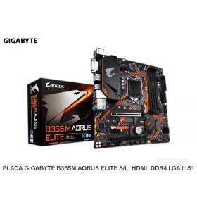 PLACA GIGABYTE B365M DS3H WIFI LGA1151, DDR4, SATA 6.0, USB 3.1