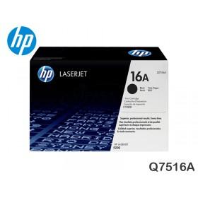 TONER HP LJ 5200 12K BLACK   Q7516A