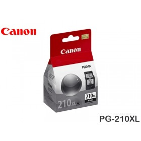 TINTA CANON PG-210XL MP480/MP240 NEGRO 15ML