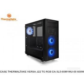 CASE THERMALTAKE VERSA J22 TG RGB CA-3L5-60M1WU-00 600W