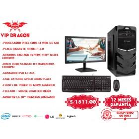 PC COMPUTADORA VIP DRAGON SETUP FERRO 001003