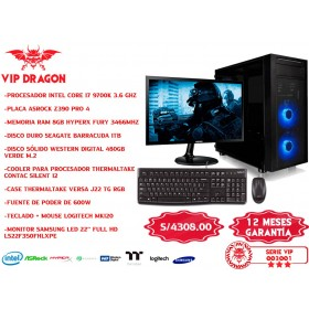 PC COMPUTADORA VIP DRAGON SETUP VIP 003001