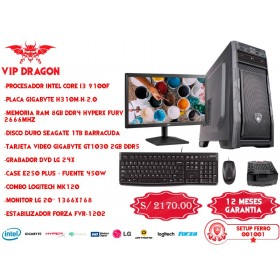 SETUP PC COMPUTADORA VIP DRAGON FERRO 001001