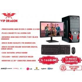 PC COMPUTADORA VIP DRAGON SETUP FERRO 001005