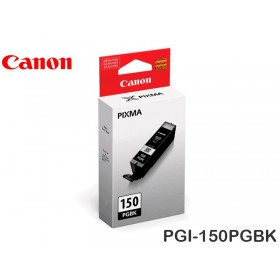TINTA CANON PGI-150PGBK MG5410/6310/IP7210 15ML BLACK