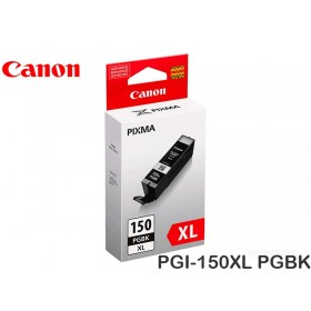 TINTA CANON PGI-150XLPGBK MG5410/6310/IP7210 XL BLACK