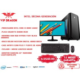 PC COMPUTADORA VIP DRAGON SETUP FERRO 001008