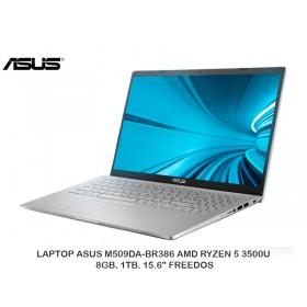 """LAPTOP ASUS M509DA-BR386 AMD RYZEN 5 3500U, 8GB, 1TB, 15.6"""" FREEDOS"""