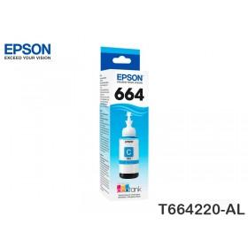 TINTA EPSON L200 CYAN INK    T664220