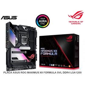 PLACA ASUS ROG MAXIMUS XII FORMULA SVL DDR4 LGA1200
