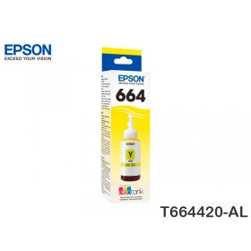 TINTA EPSON L200 YELLOW INK  T664420