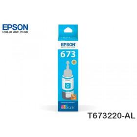 TINTA EPSON L800 CYAN INK T673220-AL