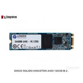 DISCO SOLIDO KINGSTON A400 240GB M.2