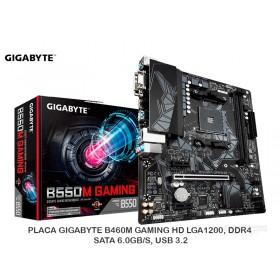 PLACA GIGABYTE B550M GAMING S/V/L DDR4 AM4
