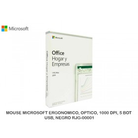 MICROSOFT OFFICE 2019 HOME & BUSSINES 1 PC, WINDOWS/MAC ESPAÑOL T5D-03191L