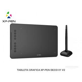 TABLETA GRAFICA XP-PEN DECO 01 V2