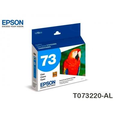 TINTA EPSON STY C79/4900/5900/T23/TX105 CYAN T073220