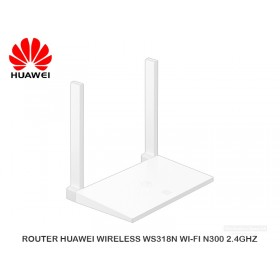 ROUTHER HUAWEI WIRELESS WS318N WI-FI N300 2.4GHZ