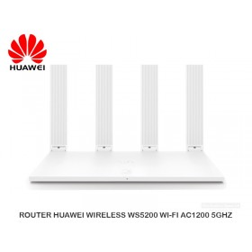 ROUTHER HUAWEI WIRELESS WS5200 WI-FI AC1200 5GHZ