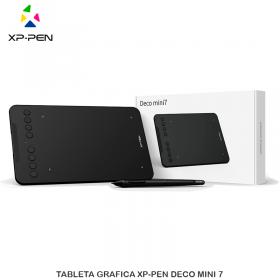 TABLETA GRAFICA XP-PEN DECO MINI 7