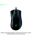 MOUSE RAZER DEATHADDER V2 MINI 8500 DPI OPTICAL SWITH CHROMA BLACK RZ01-03340100-R3U1
